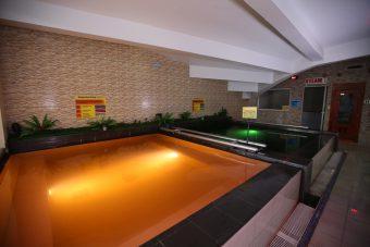 Hot Herbal Pools